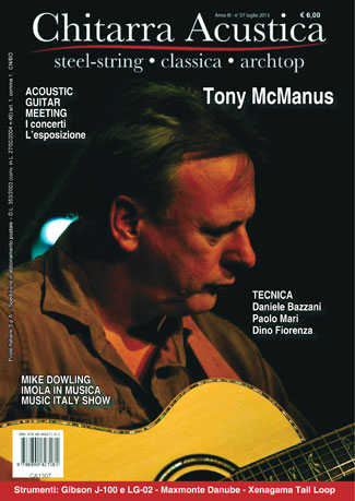 """Chitarra Acustica"", n. 7, maggio 2013"