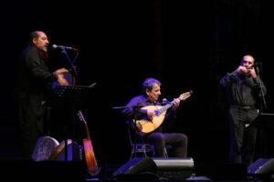 Tama Trio - foto di Dante Veroni
