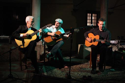 Victor Villadangos, Alberto Caltanella e Clive Carroll