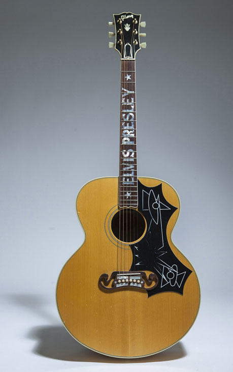 Gibson J200 Elvis Presley (1996 Limited Edition 76 of 250)