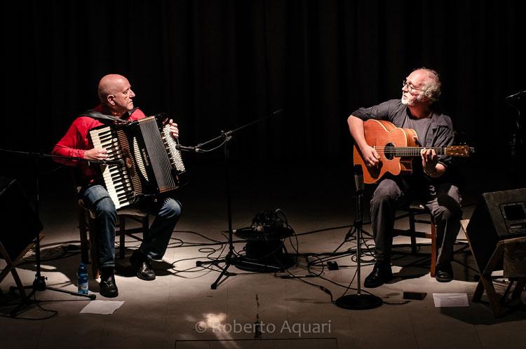 Ian Melrose e Manfred Leuchter