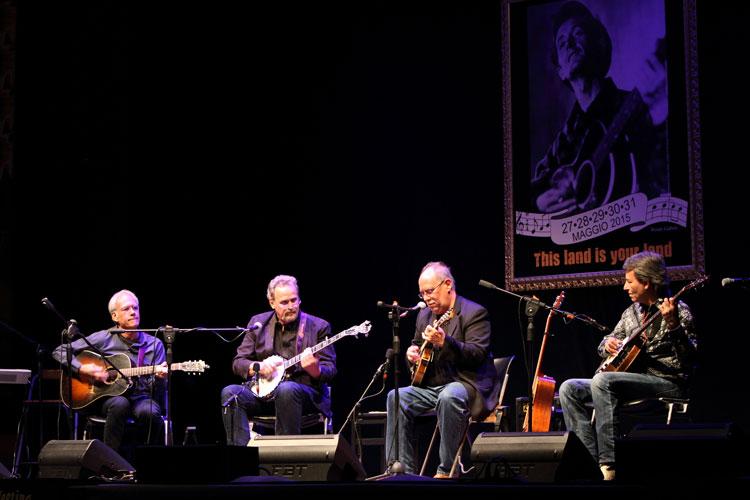 Barenberg, Johnson, Lester, Cartia - foto di Piero Angelo Legari