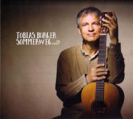 BURGER-Tobias_Sommerweg_cover