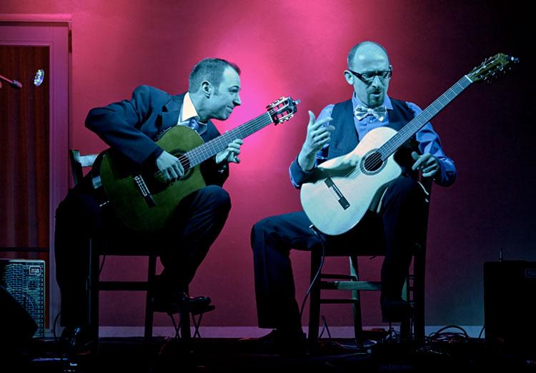 Bruskers Guitar Duo (foto di Mario Bonotto)