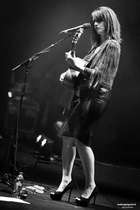 Carmen Consoli - foto di Andrea Grignani