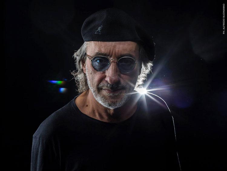 Fausto Mesolella - foto di Alfredo Buonanno
