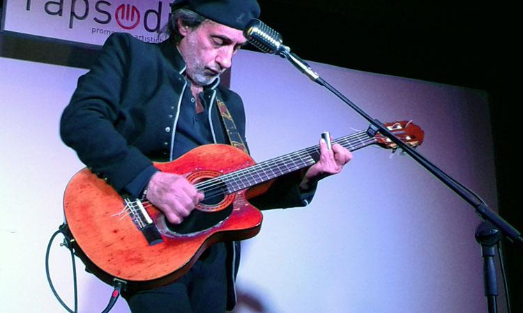 Fausto Mesolella - foto di Gabriele Longo