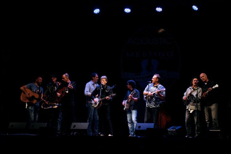 Italian Bluegrass Jam (foto di Dante Veroni)