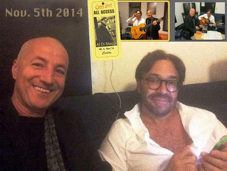 Juan Carlos & Al Di Meola