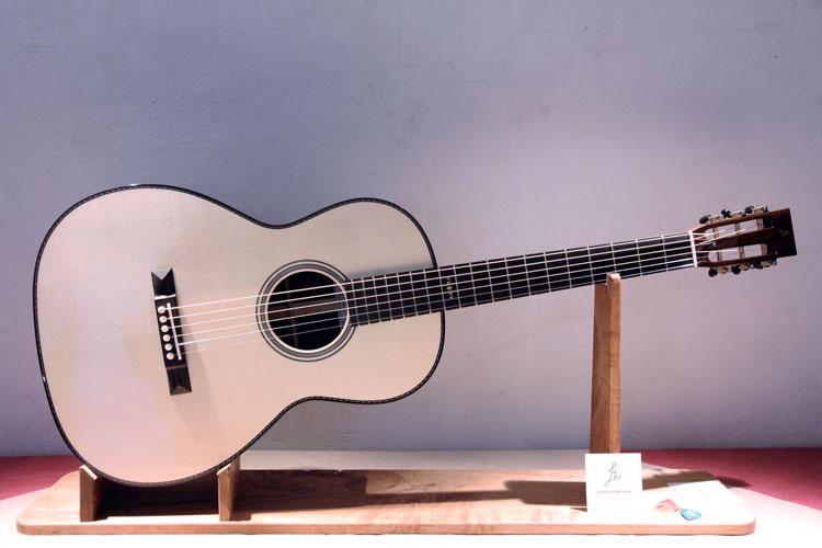 La chitarra di Lars Rasmussen