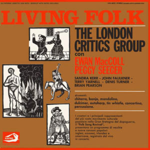 London Critics Group - Living Folk