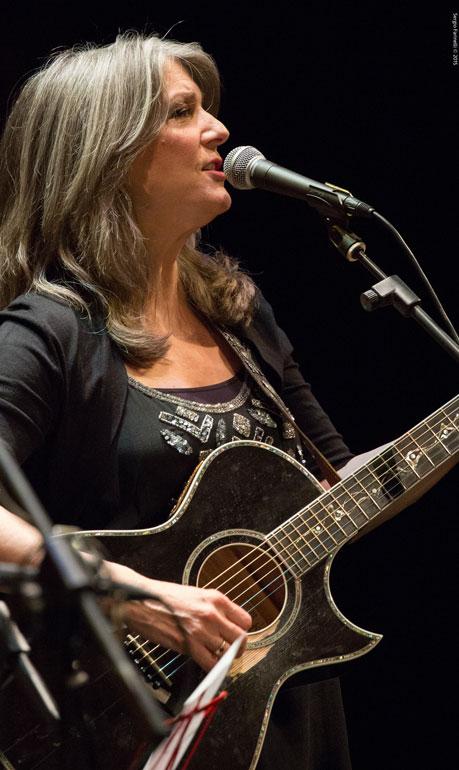 Kathy Mattea - foto - di Sergio Farinelli