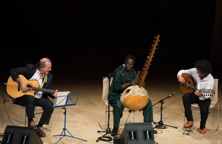 Palombo, Kanouté e Allami