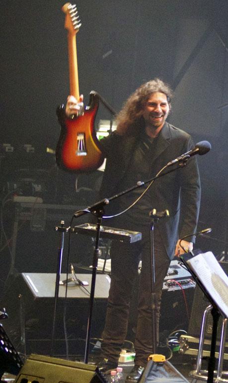 Paolo Giovenchi - foto di Carmelo Parisi