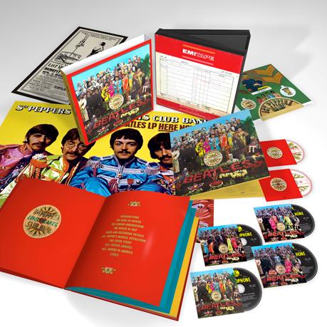 The-Beatles-Sgt-Pepper-6-Disc