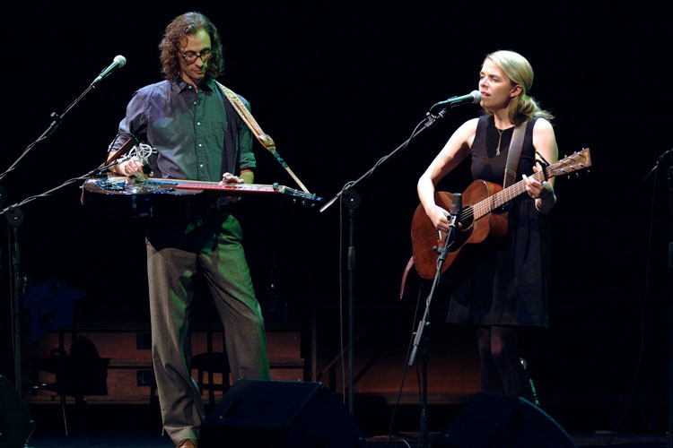 Mike Witcher e Aoife O'Donovan