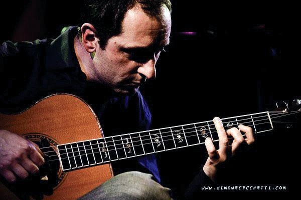 Daniele Bazzani (foto di Simone Cecchetti)