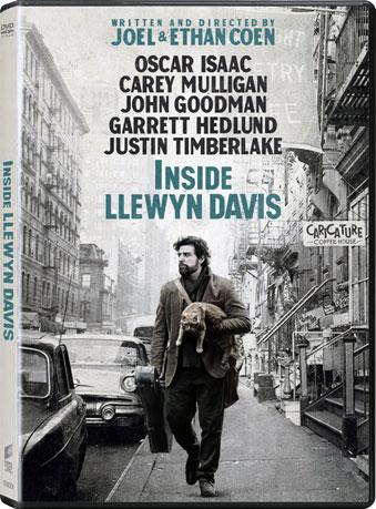 """Joel & Ethan Coen, """"Inside Llewyn Davis"""", Sony (DVD)"""
