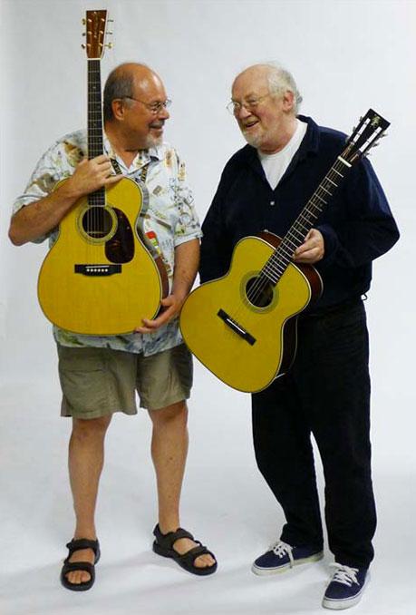 Stefan Grossman con John Renbourn